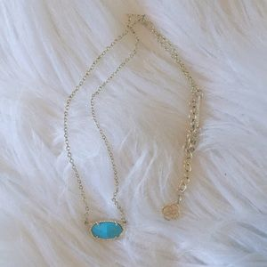 Kendra Scott Gold Chain Necklace
